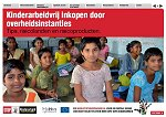 Toolkit Kinderarbeidvrij Inkopen (Stop Kinderarbeid)