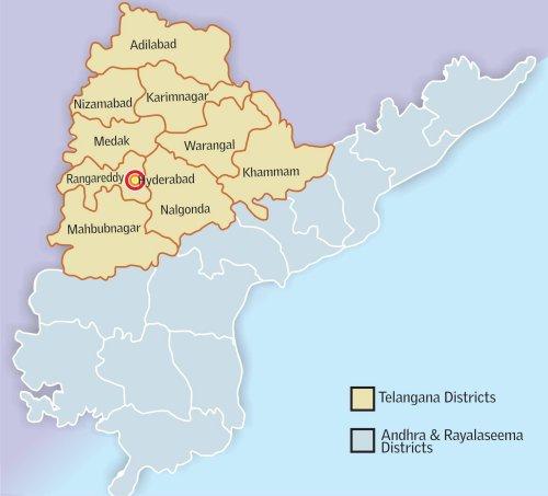 Decennialange roep om onafhankelijkheid beantwoord telangana wordt india 39 s 29e deelstaat - Te nemen afscheiding ...